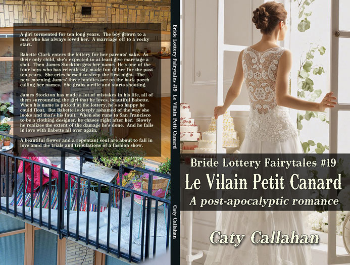Bride Lottery Fairytales 19 Le Vilain Petit Canard by Caty Callahan | Sweet romances with a fairytale twist